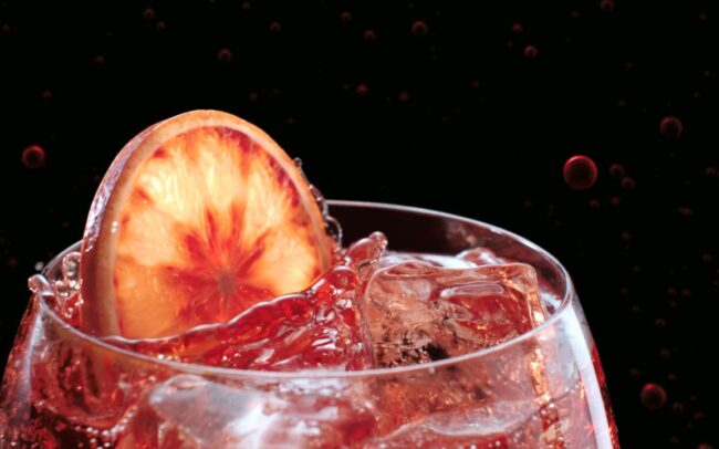 Schweppes x Martini - Fiero Tonic